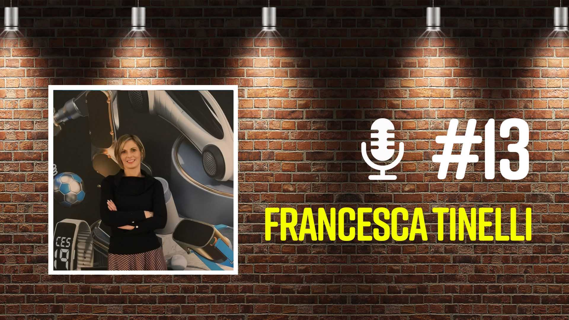 intervista francesca tinelli