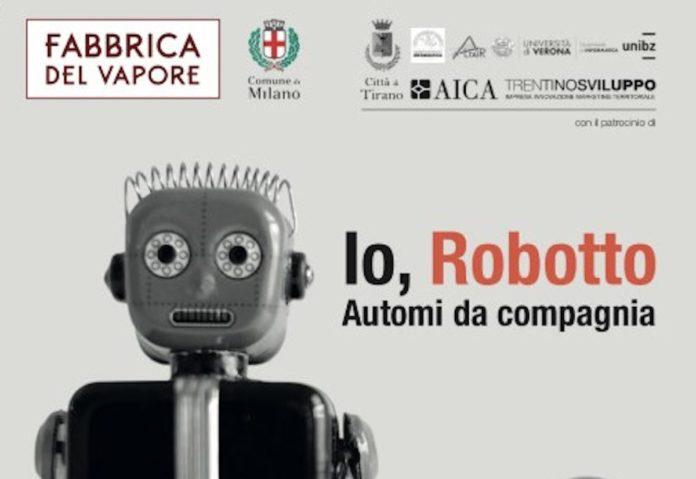 """Signify illumina la mostra """"Io, Robotto - Automi da compagnia"""" thumbnail"""