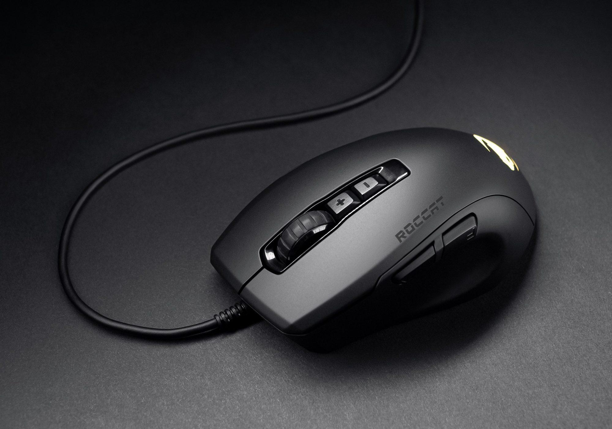 Roccat lancia il nuovo Kone Pure Ultra, mouse da gaming ultraleggero thumbnail