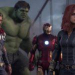 marvel's avengers lucca comics & Games