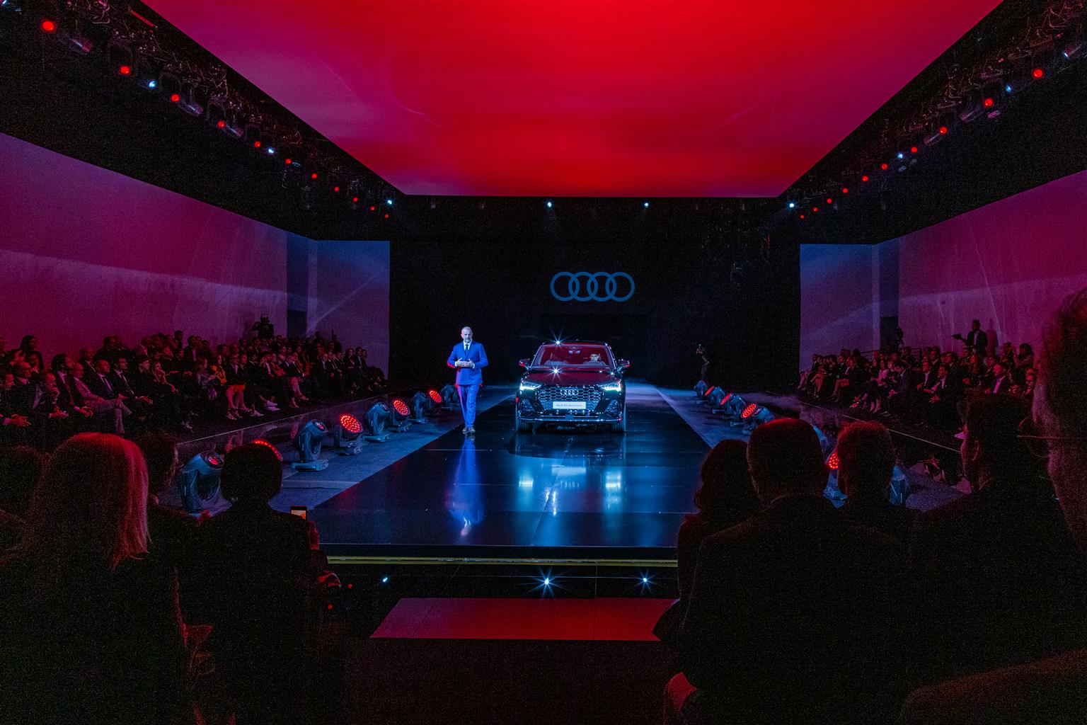 Audi Q3 Sportback: tecnologia e stile in un'unica macchina thumbnail