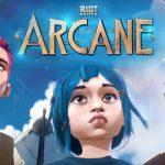 riot games arcane anime