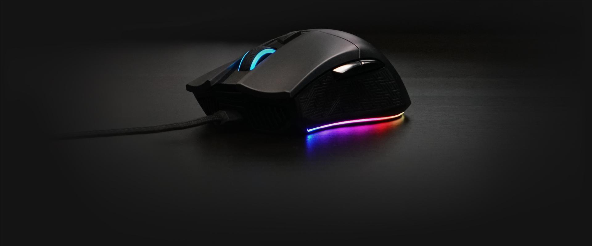 ASUS ROG Gladius II Core mouse