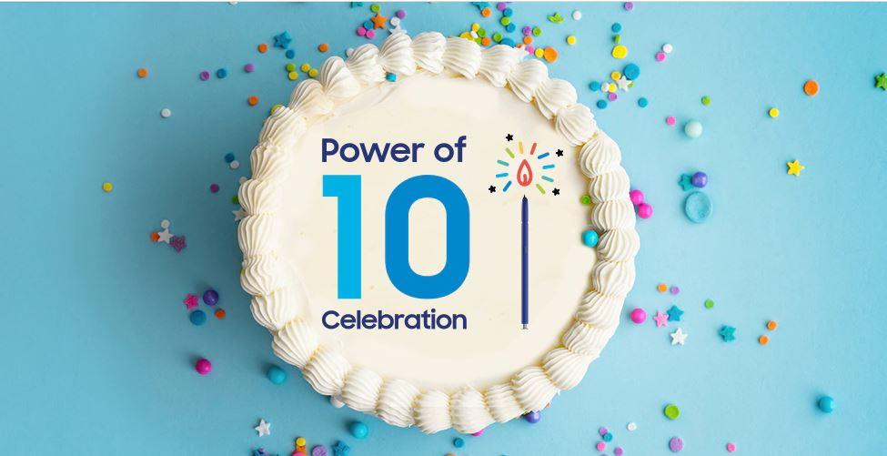 Samsung Galaxy anniversario: vi raccontiamo la storia dei 10 anni di Galaxy thumbnail