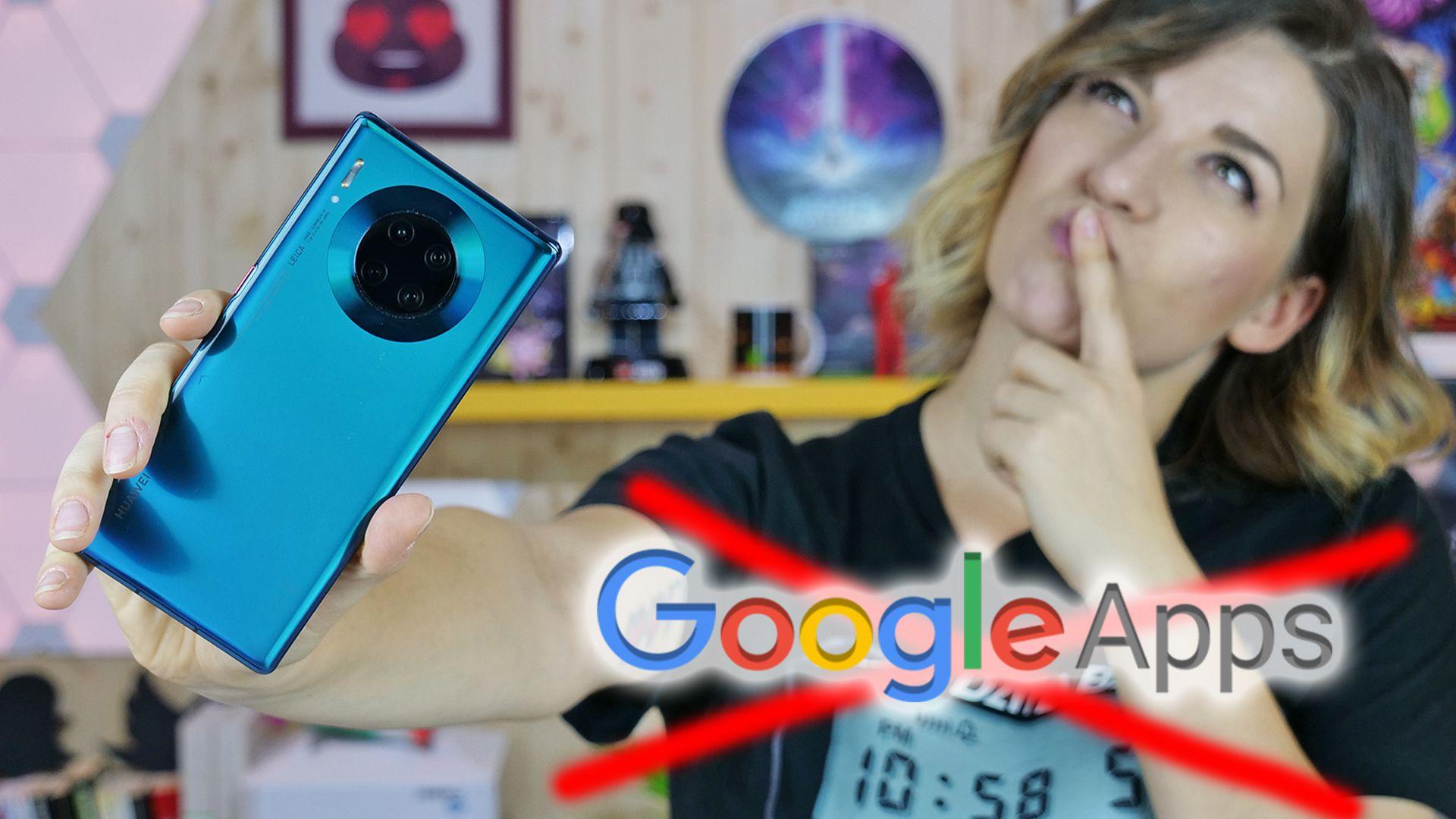 Huawei Mate 30 Pro: è possibile vivere senza Google Apps? thumbnail