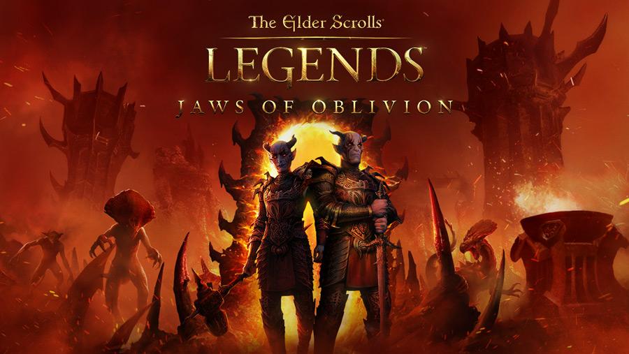 tes legends le fauci dell'oblivion cover