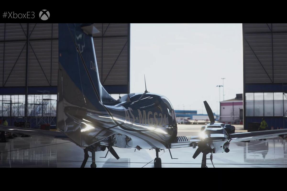 Flight Simulator e realtà virtuale: niente supporto al lancio? thumbnail