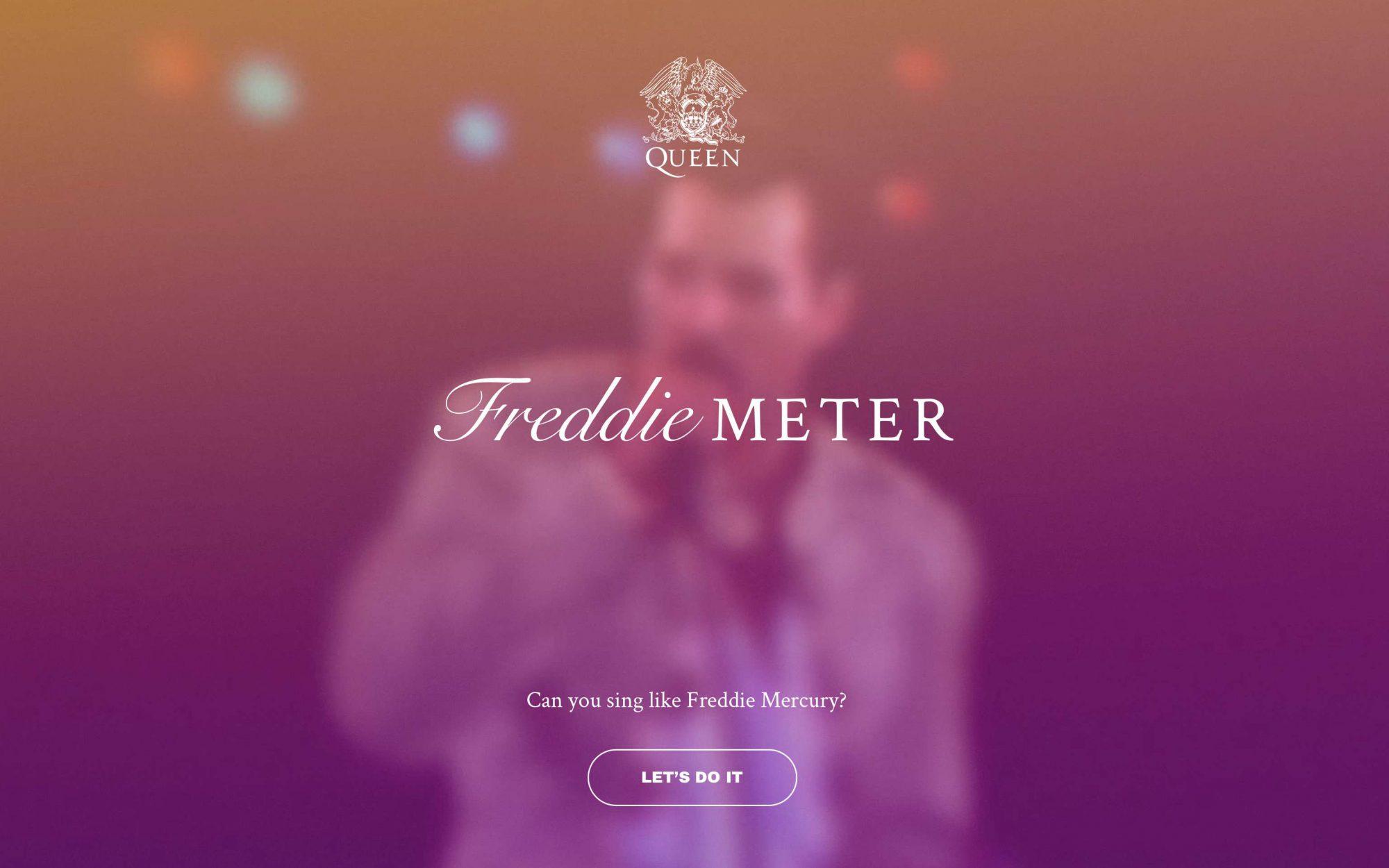 Canti come Freddie Mercury? Scoprilo con il FreddieMeter di Google! thumbnail