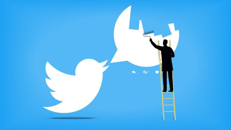 annullare tweet twitter