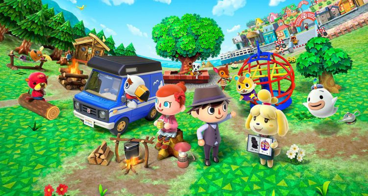 Animal Crossing Pocket Camp servizi