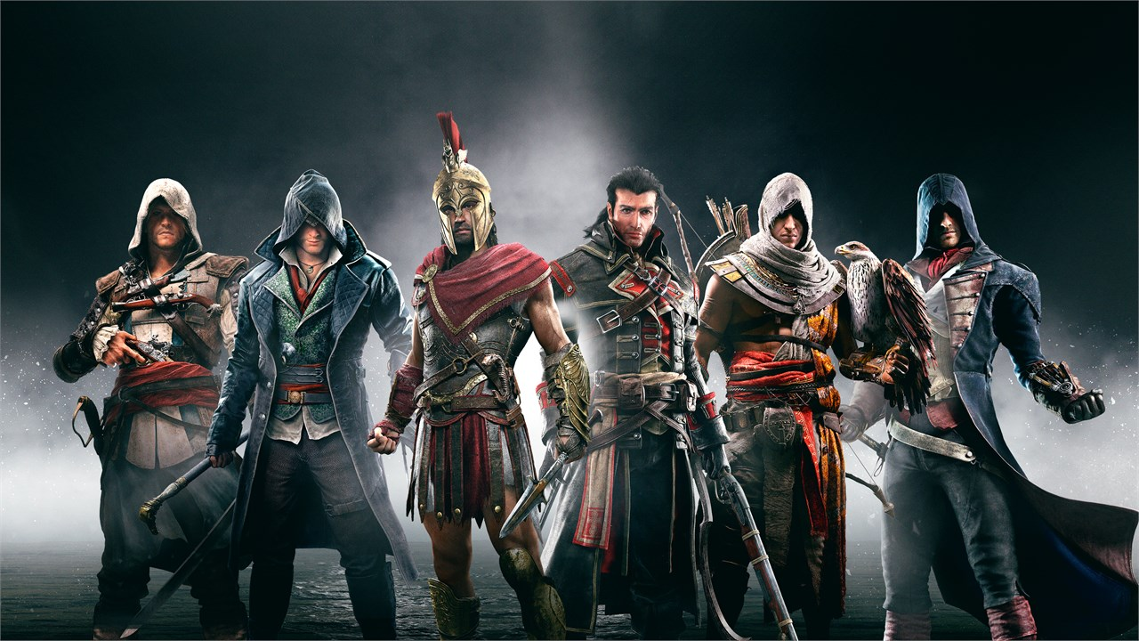 Assassin's Creed Gold: il film audio firmato Audible e Ubisoft thumbnail
