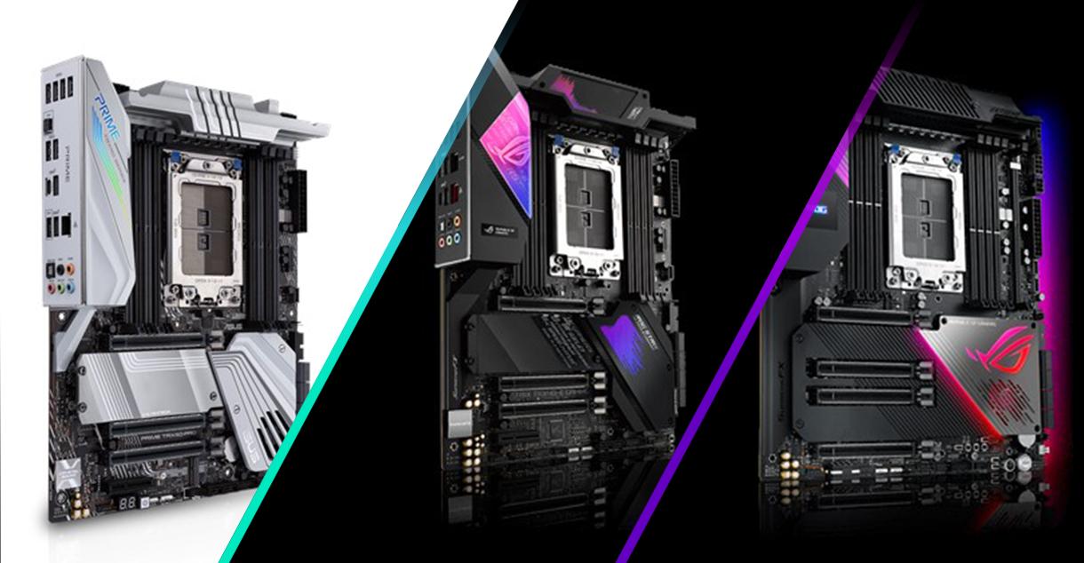 Asus TRX40: ecco le tre nuove schede madri thumbnail