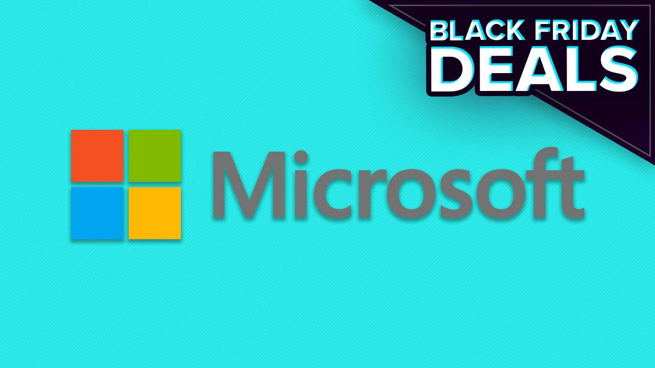 Black Friday Microsoft