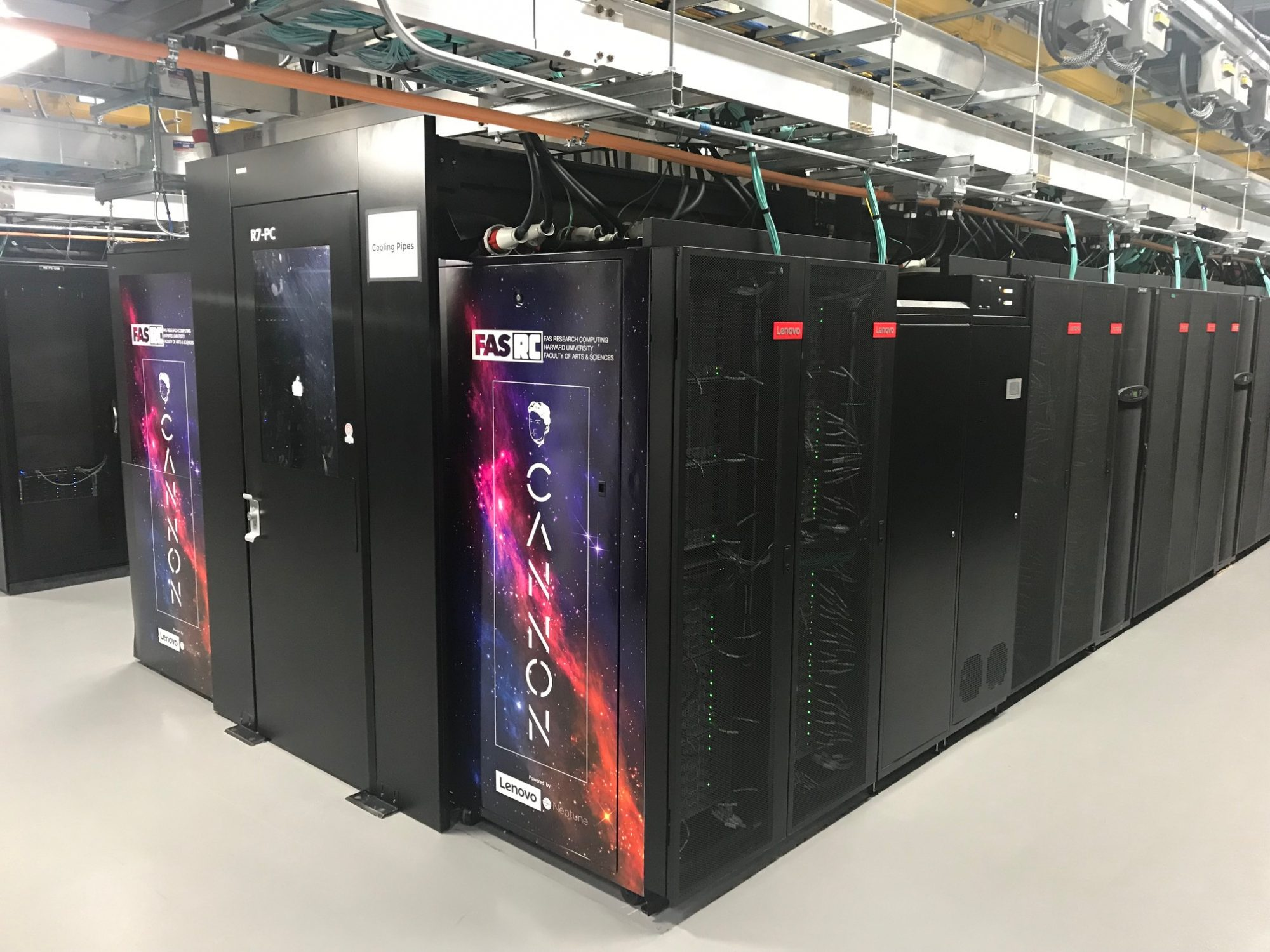 Lenovo Intel Supercomputer