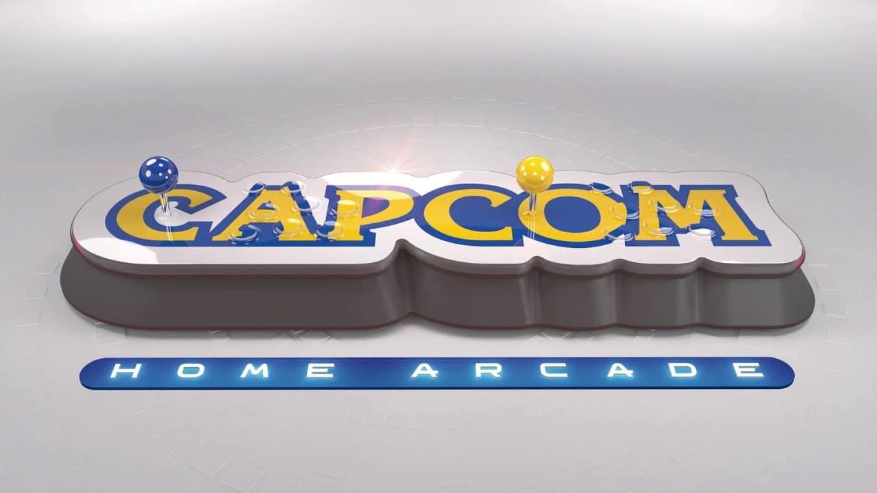 Capcom Home Arcade è ora disponibile thumbnail