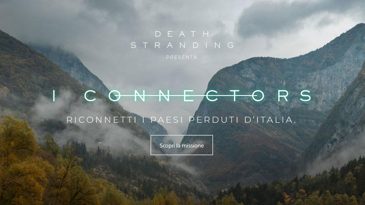 Connectors Death Stranding