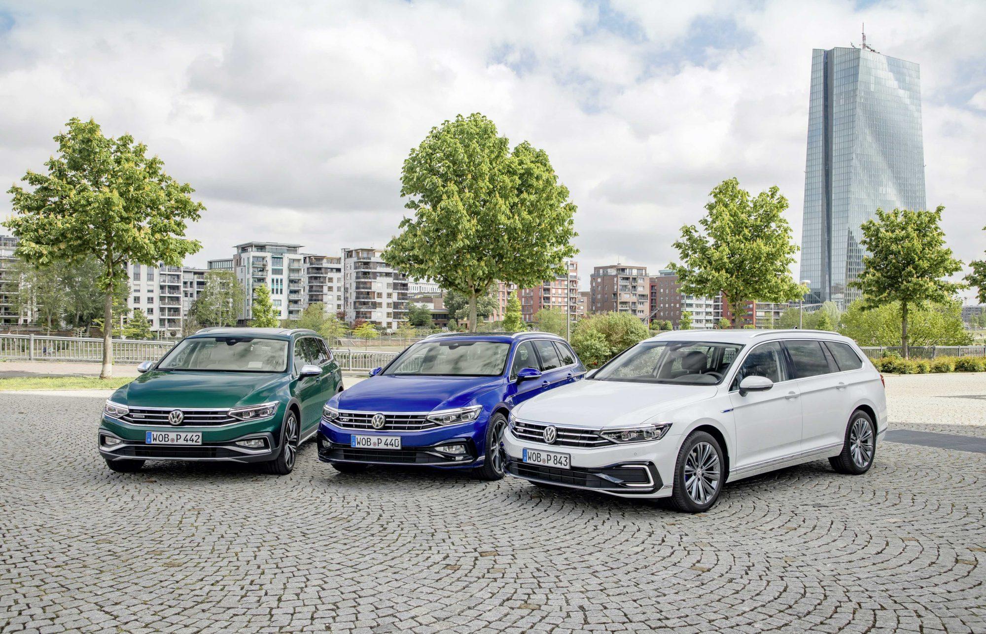 Volkswagen Passat 2020 test drive