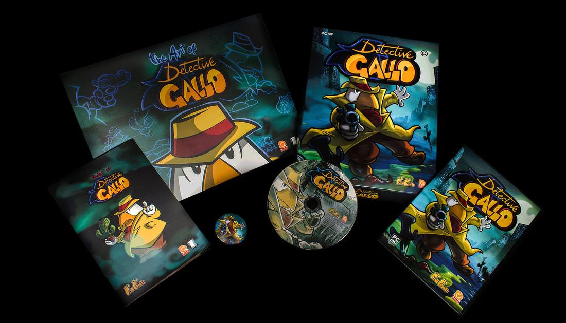 Detective Gallo: siete pronti per la versione fisica? thumbnail