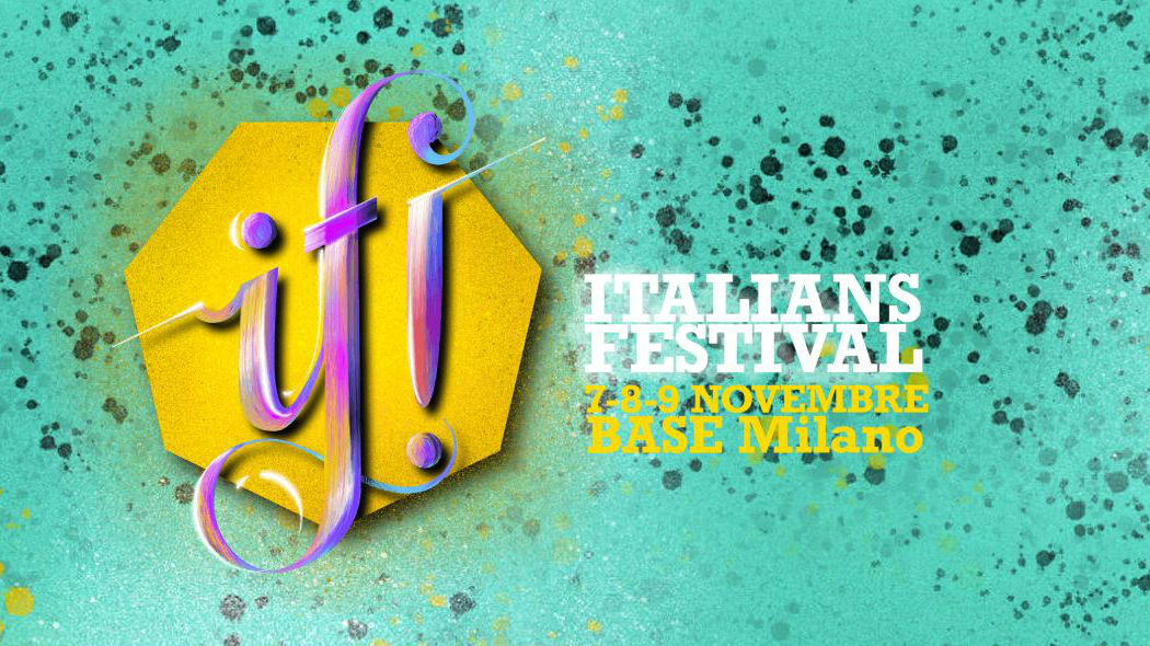 IF! Italians Festival sesta edizione