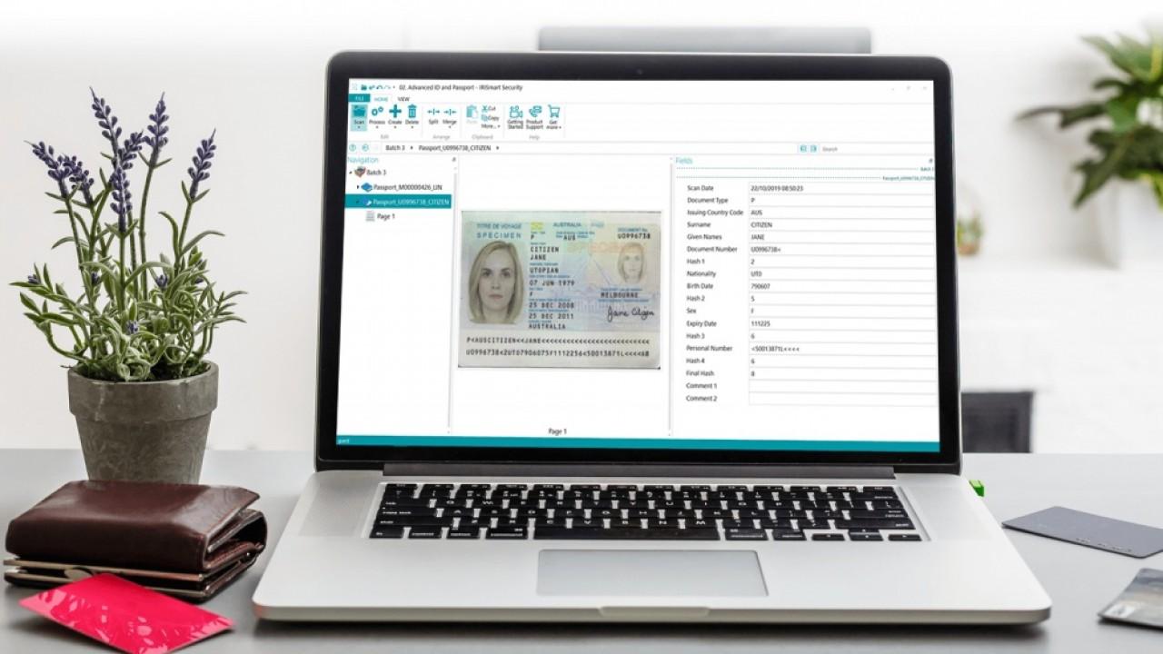 IRISmart Security, il software per estrarre dati da passaporti e carte d'identità thumbnail