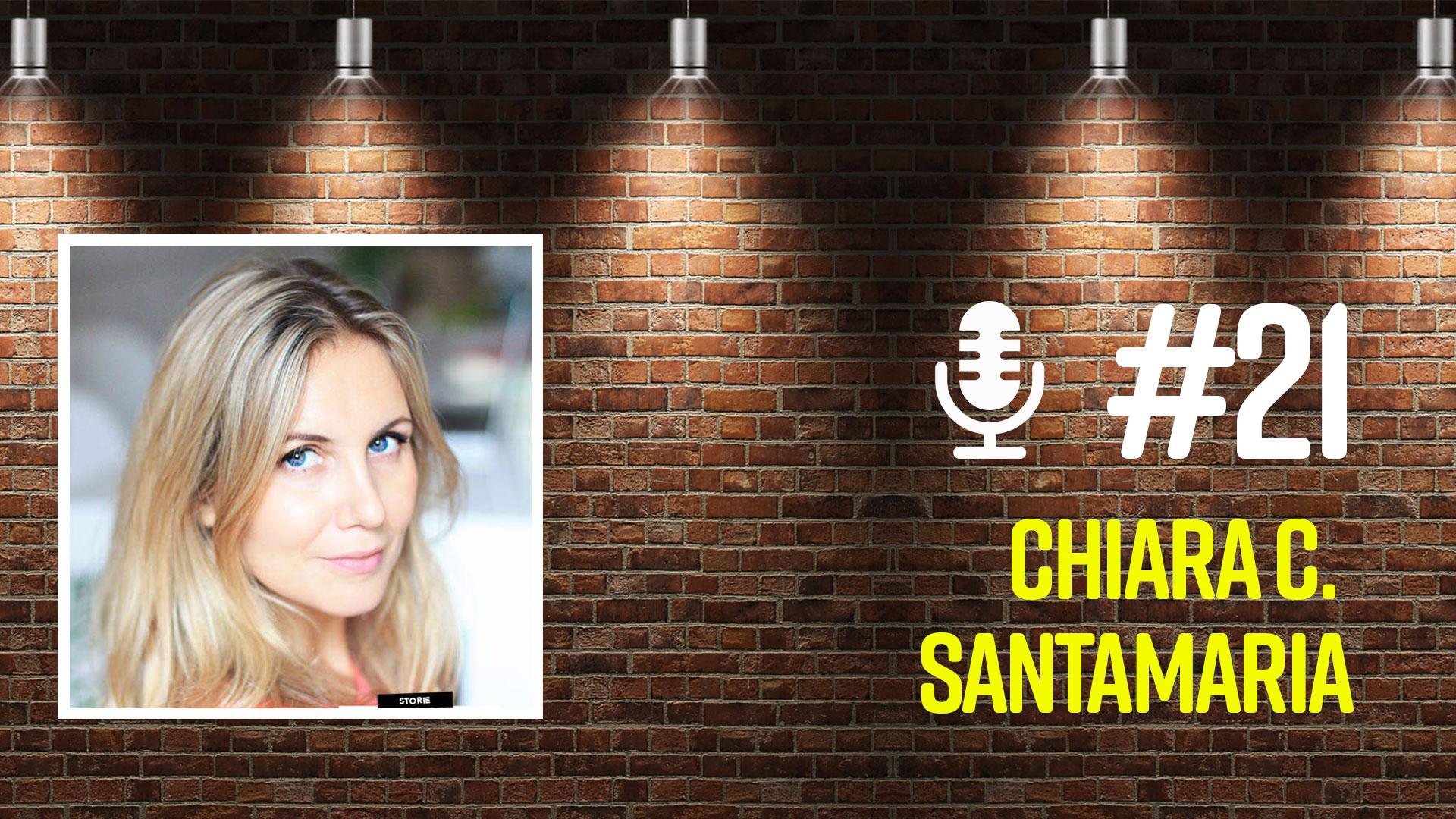 Intervista Chiara C. Santamaria