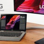 LG Gram copertina