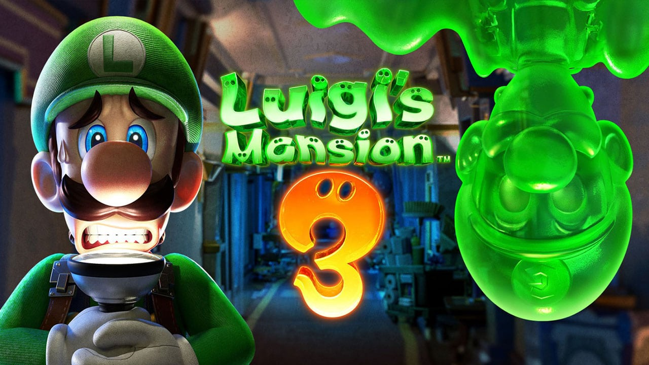Luigi's Mansion 3: arriva il nuovo DLC multiplayer pack thumbnail