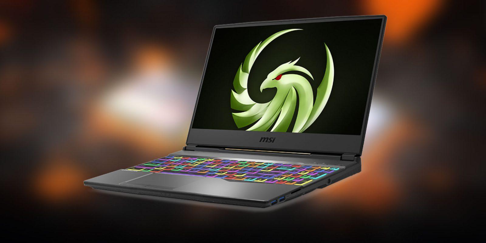 MSI Alpha 15: arriva in italia il primo laptop con tecnologia a 7NM thumbnail