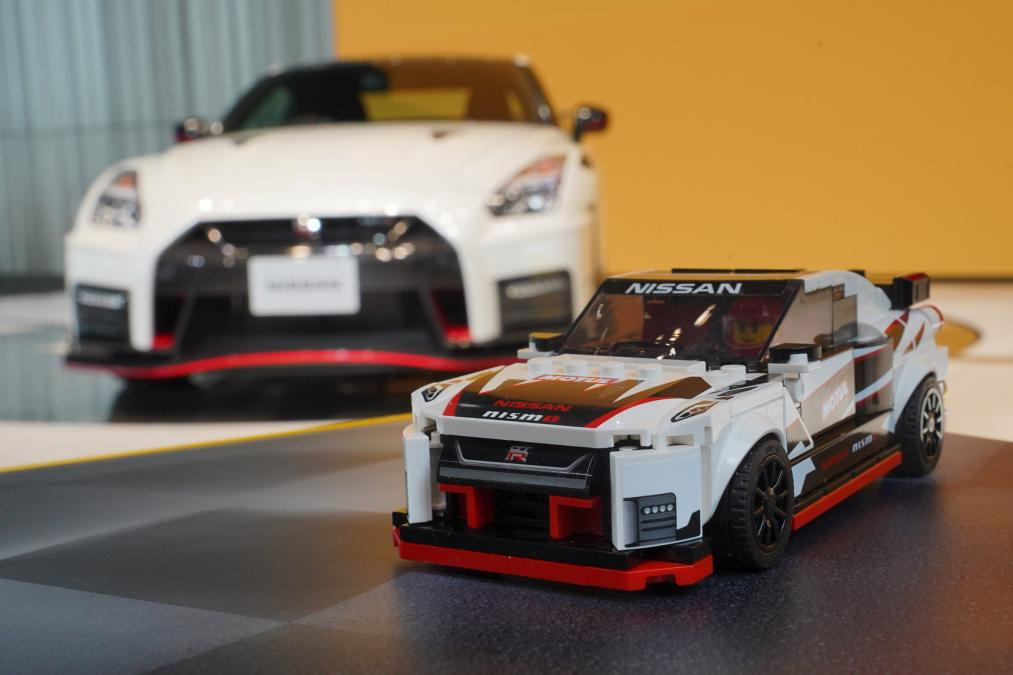 Nissan GT-R NISMO home