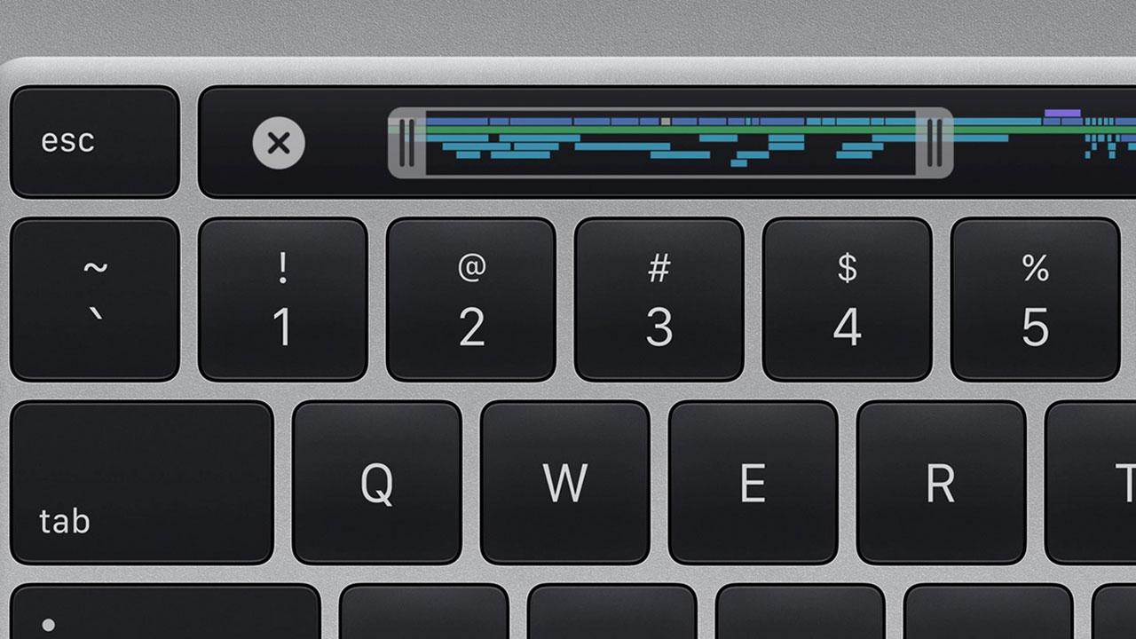 Apple lavora a una tastiera con un mini display per ogni tasto thumbnail