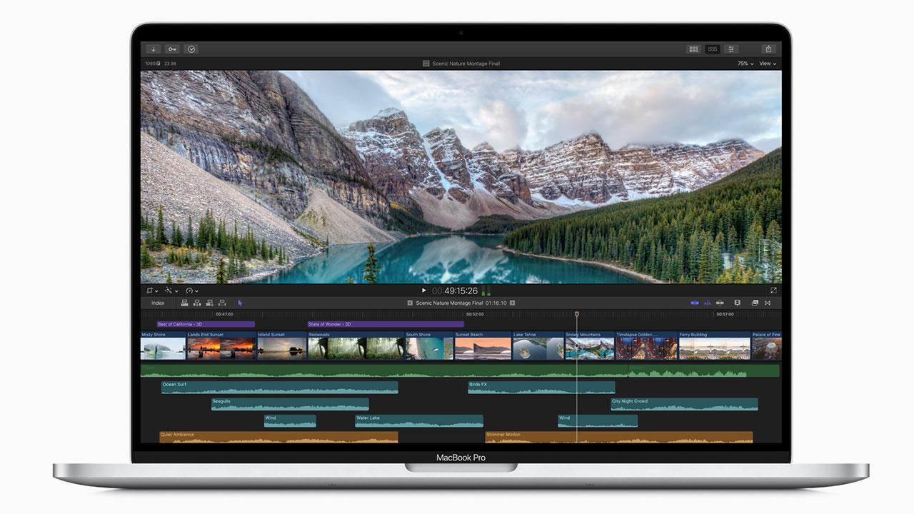 """Nuovo MacBook Pro 16"""" specifiche"""