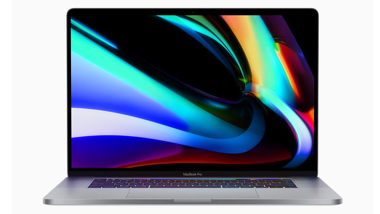 "Nuovo MacBook Pro 16"""