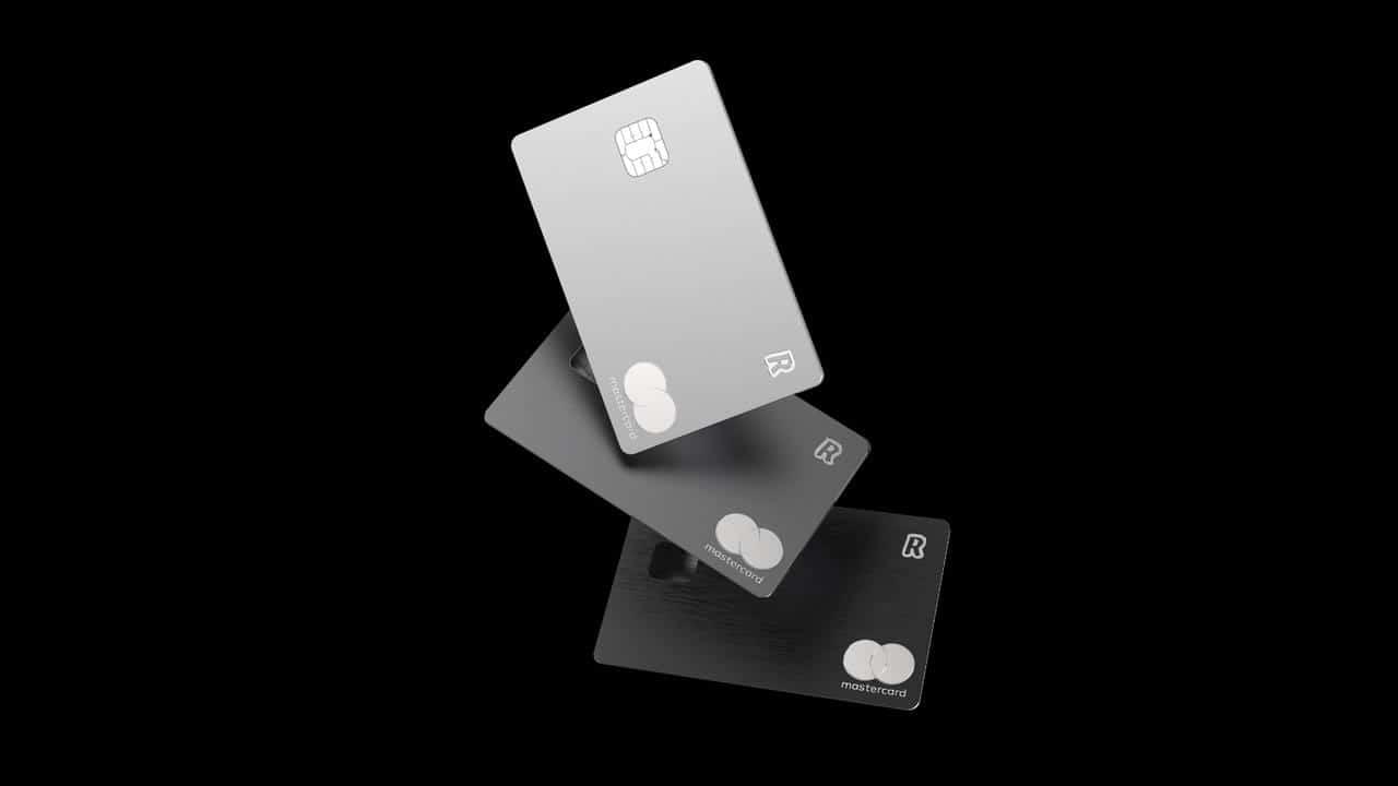 Revolut Metal Silver Space Grey