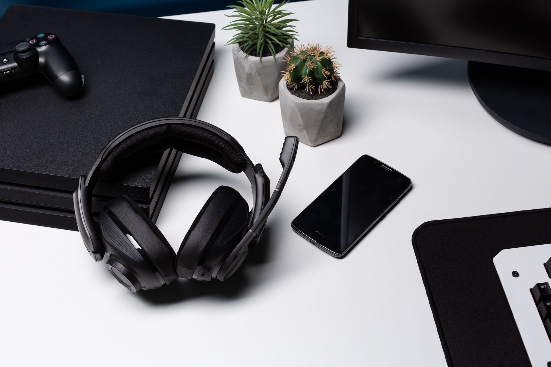 SENNHEISER GSP 670: le cuffie wireless per i gamer thumbnail