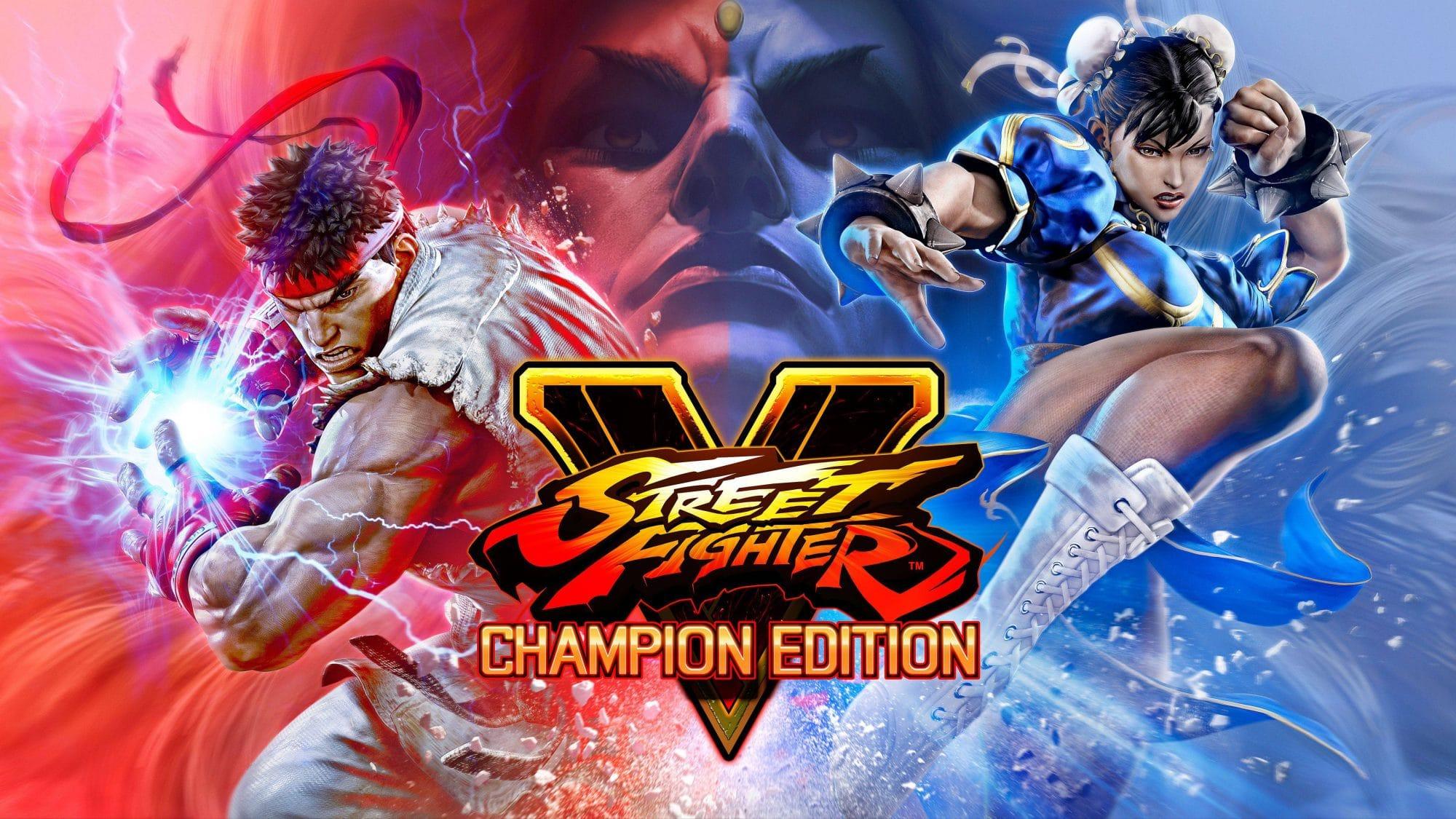 Street Fighter V: Champion Edition ufficiale, dal 14 febbraio 2020 thumbnail