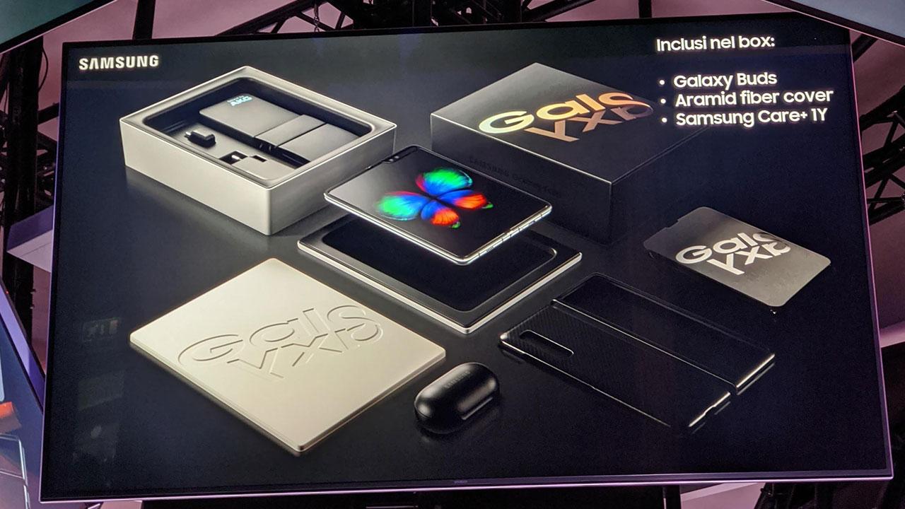 Samsung Galaxy Fold 2 costerà meno del suo predecessore thumbnail