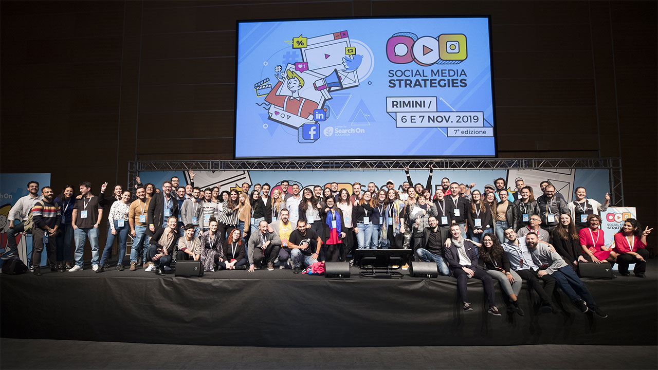 Social Media Strategies 2019 conclusione