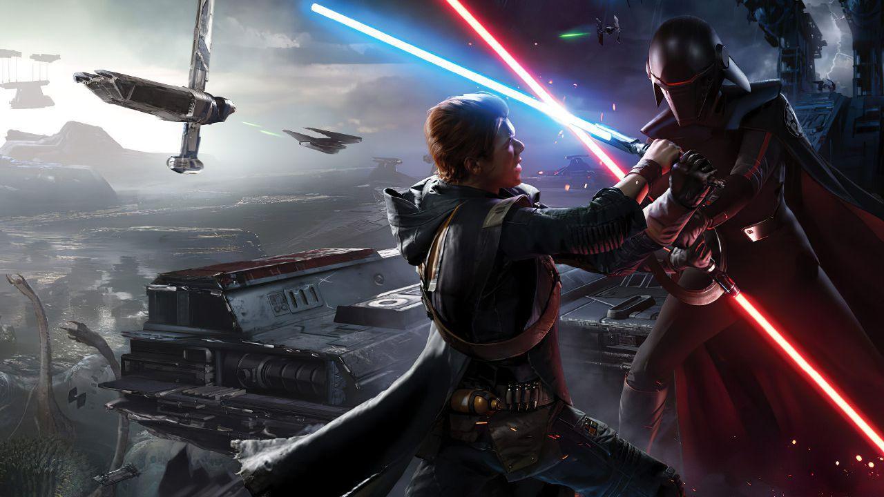 Star Wars Jedi Fallen Orden NVIDIA