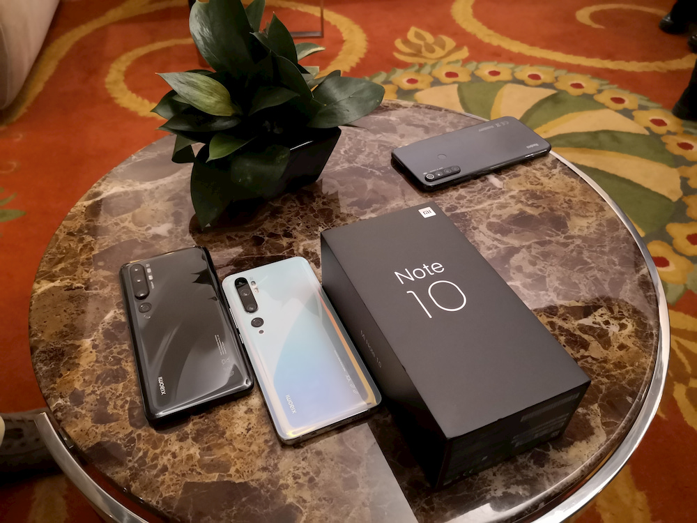 Xiaomi Mi Note 10 ufficiale: 108 megapixel e un prezzo da urlo thumbnail