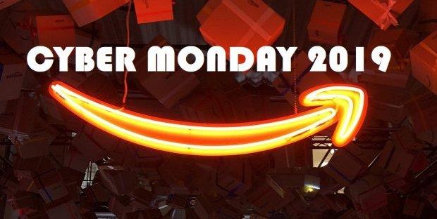 Amazon Cyber Monday: gli sconti proseguono dopo il Black Friday thumbnail