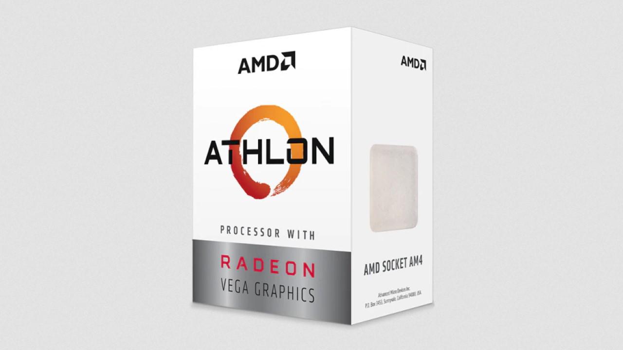 AMD Athlon 3000G: il processore sbloccato a basso costo thumbnail