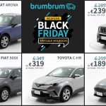 brumbrum - offerte auto Black Friday