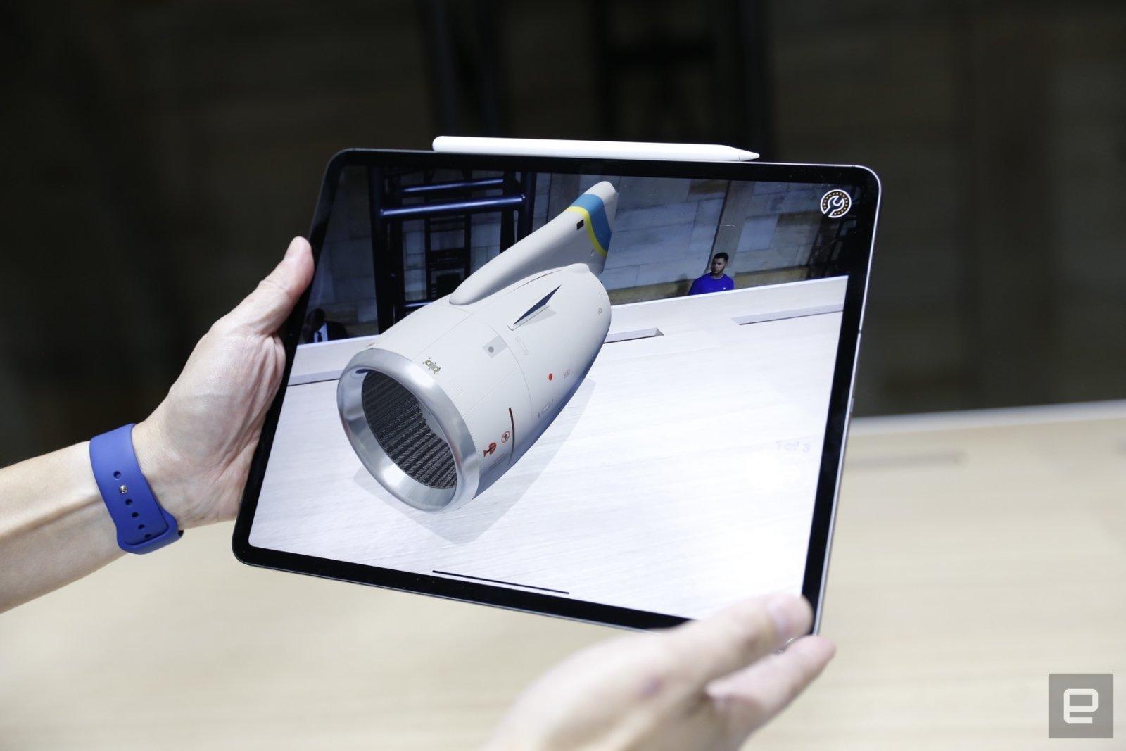 nuovo iPad Pro 2020