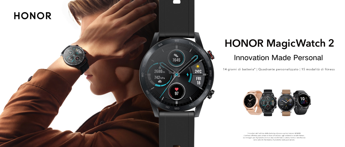 honor magicwatch 2 presentazione-smartwatch