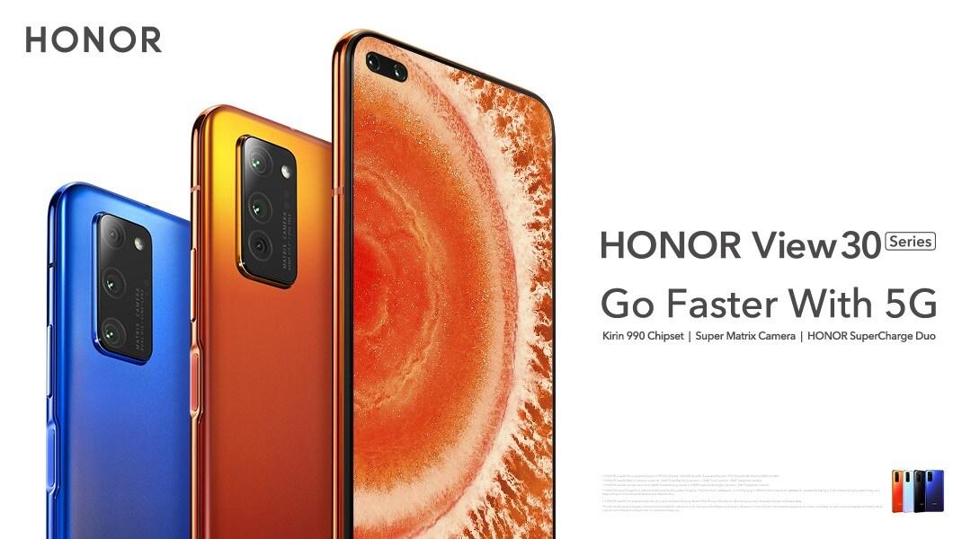 Honor View 30 5G: i nuovi smartphone di Honor con 5G thumbnail