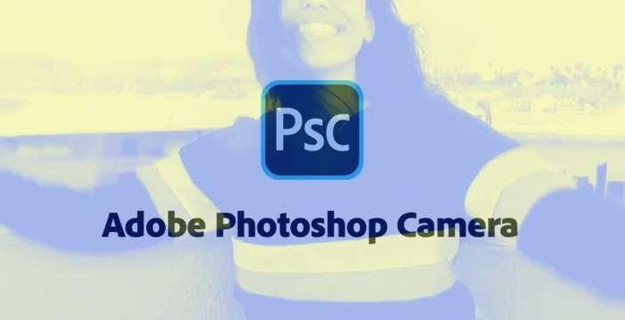 Adobe: quasi pronta la nuova app Photoshop Camera thumbnail