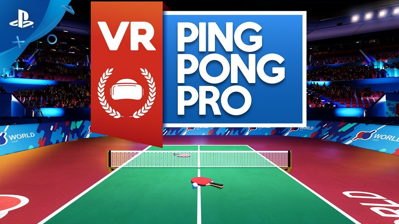 One-O-One Games presenta VR Ping Pong Pro a Gamerome 2019 thumbnail