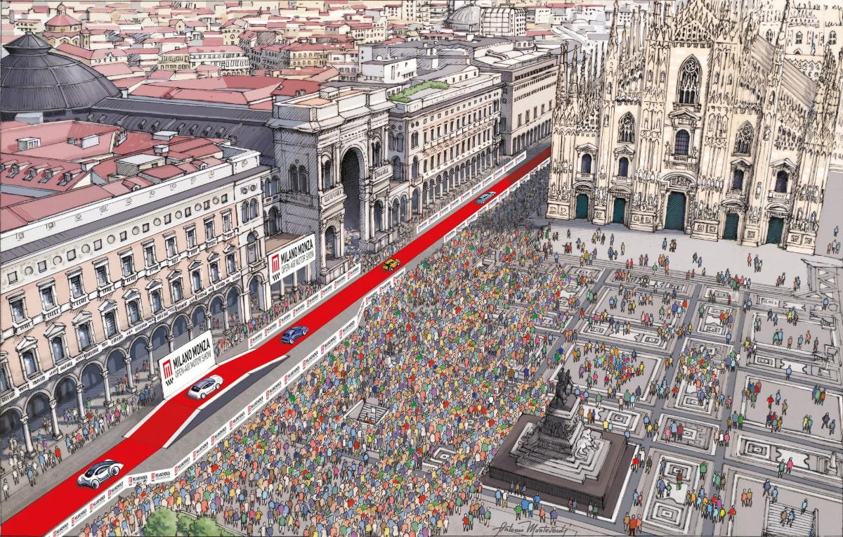 Milano Monza Motor Show, semaforo verde a giugno 2020! thumbnail