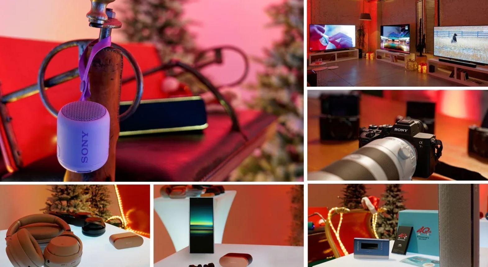 Natale con Sony: le proposte dell'azienda per i regali natalizi thumbnail