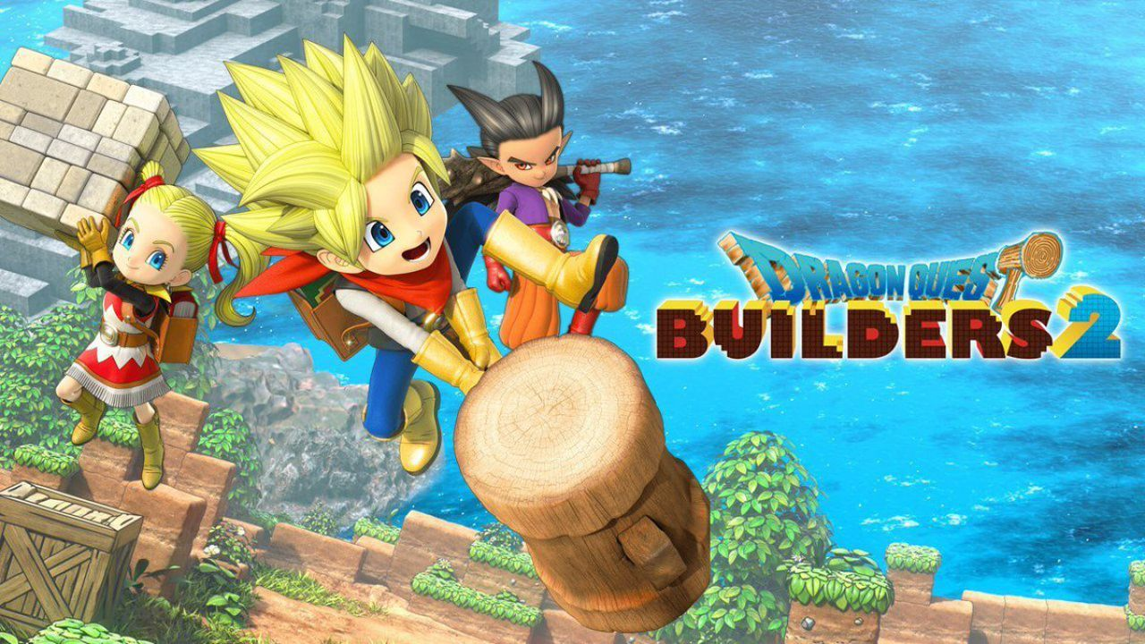 dragon quest builders 2 pc